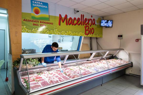 Macelleria carne biologica